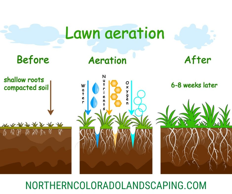 spring aeration northern colorado